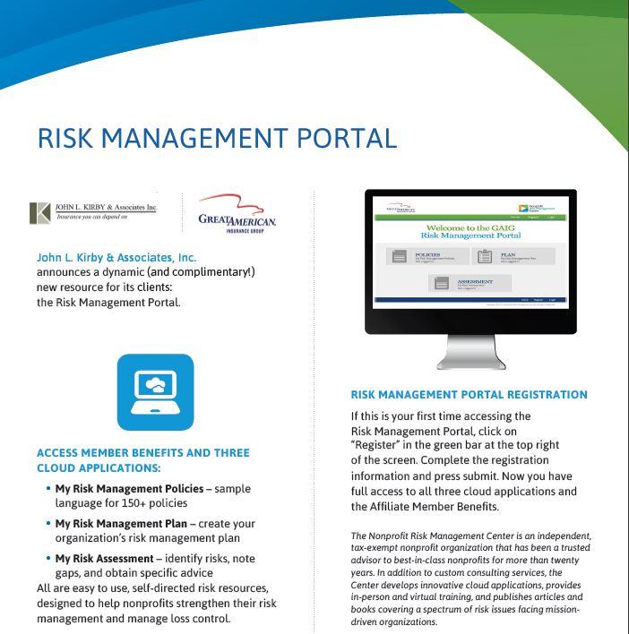 Nonprofit Risk Management Center on